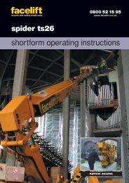 15539 Spider TS26 - Facelift