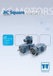 AC Square Motors - Esco Drives & Automation