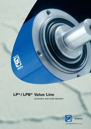 LP+ / LPB+ - The Value Line
