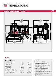 Hydraulic Mining Excavator | RH 200 - Borusan Makina
