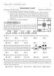 aufgaben kanguru mathematik pdf schule neuhausen