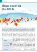 Flower-Power mit TSC Auto ID - Seite 2