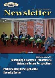 Newsletter - RACVIAC