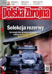 Polska Zbrojna (12 WRZEŚNIA 2010 NR 37) - TELDAT
