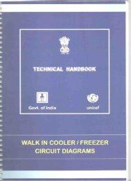 WALK IN COOLER I FREEZER CIRCUIT DIAGRAMS - Nccvmtc.org