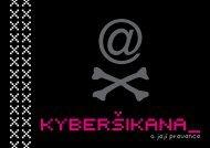 Kyberšikana a její prevence - Varianty