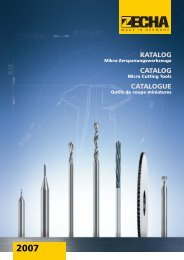 katalog mikrowerkzeuge mod 2008-01.indd