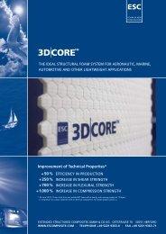3d-Core Flyer DIN A4 - ESC