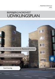 udviklingsplan for Bispebjerg/Nordvest - Itera
