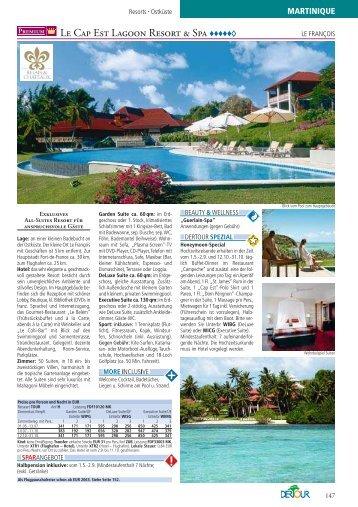 Le Cap Est Lagoon Resort & Spa |||||| - Express Travel