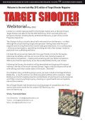 MaY 2012 Issue - Target Shooter Magazine - Page 4