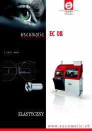 ec 08: bezkompromisowo elastyczny i precyzyjny - MEF-TECH