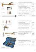 Catalogue - r.t. welding - Page 5