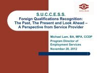 GENERAL EVENTS - Asia Pacific Foundation of Canada
