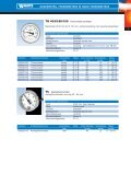 Manometers, thermometers & mano-thermometers - Watts Industries ... - Page 7