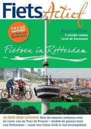 Fietsen in Rotterdam - Gemeente Rotterdam