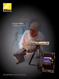 k-Scan mmDx - Nikon Metrology