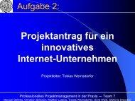 Muster-A2 - Lehrstuhl für Informatik III - Universität Würzburg