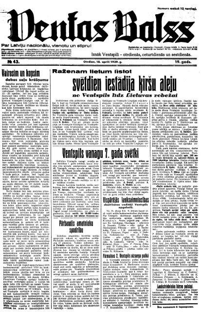 43/18.04. - Latvijas Nacionālā bibliotēka