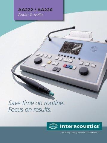AA220_AA222 Leaflet.pdf - Sonorom