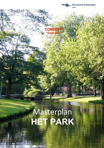 a HET PARK - Gemeente Rotterdam