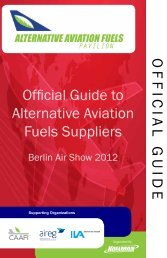CAAFI at BERLIN AIRSHOW Download (PDF) - Kallman Worldwide ...