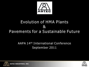 the evolution of hma plants and - Aapaq.org
