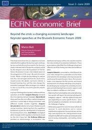 ECFIN Economic Brief - European Commission - Europa