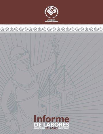 II Actividades Reelevantes del Pleno - tjez.gob.mx