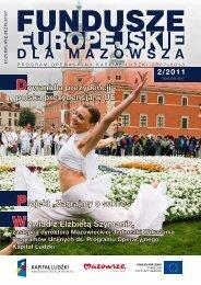Nr 2/2011 - Mazowiecka Jednostka Wdrażania Programów Unijnych