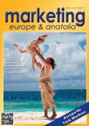 marketing europe & anatolia
