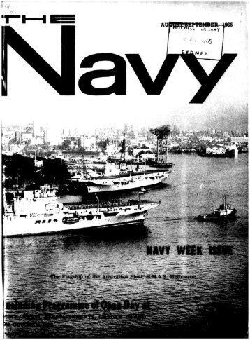 Jul,Aug-Sep, Nov-Dec 1965-Jan 1966 - Navy League of Australia