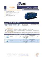 Motor MTU , 16V4000G 63F Alternator LEROY ... - MLS | EXING