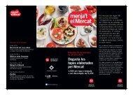 menja't el Mercat - Ajuntament de Reus