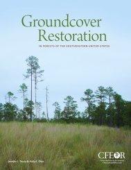 Jennifer L. Trusty & Holly K. Ober - School of Forest Resources ...