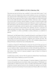 JAVIER GARRIDO LAGUNILLA (Barcelona, 1946) - Ediciona