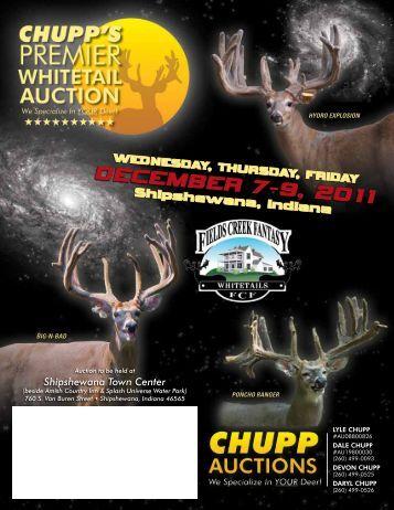 to 34 - Whitetail Deer Farmer