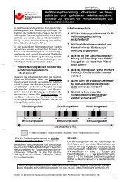 """Gefährdungsbeurteilung """"Vibrationen"""" bei hand- geführten und ..."""