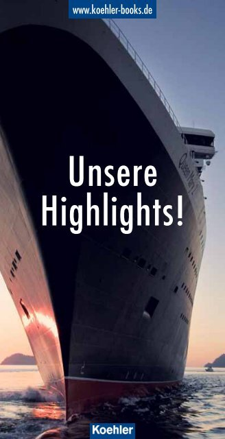 Unsere Highlights!