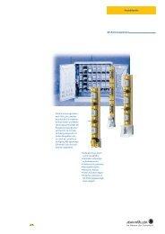 5-0 Produktfamilie NH-Sicherungsleisten