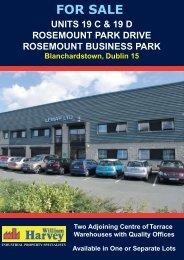 19 C & D Rosemount Business Park - Front.eps - Daft.ie