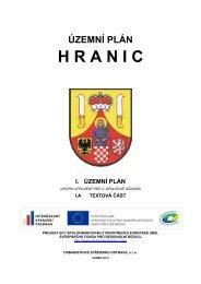 Územní plán Hranic - Město Hranice