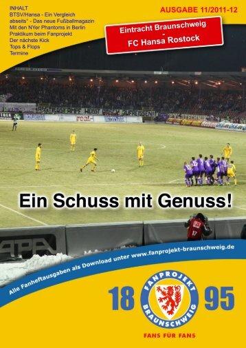 FC Hansa Rostock - FanPresse Braunschweig