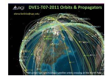 Orbits and Propagators - AGI