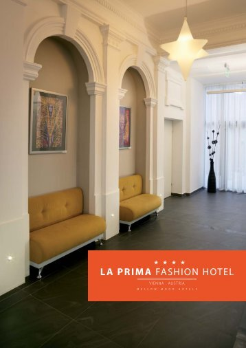 Fact Sheet - La Prima Fashion Hotel Vienna