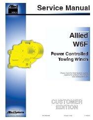 599032W - Allied Systems Company