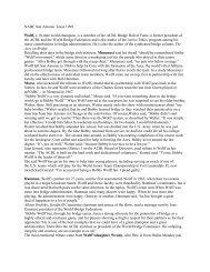 Bobby Wolff PDF - Claire Bridge