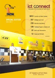Volume 1 - Issue 6 - ICTACT.IN