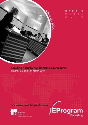 Program Flyer (PDF) - Mass Customization & Open Innovation News