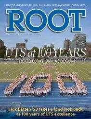 UTS at 100 yearS - University of Toronto Schools